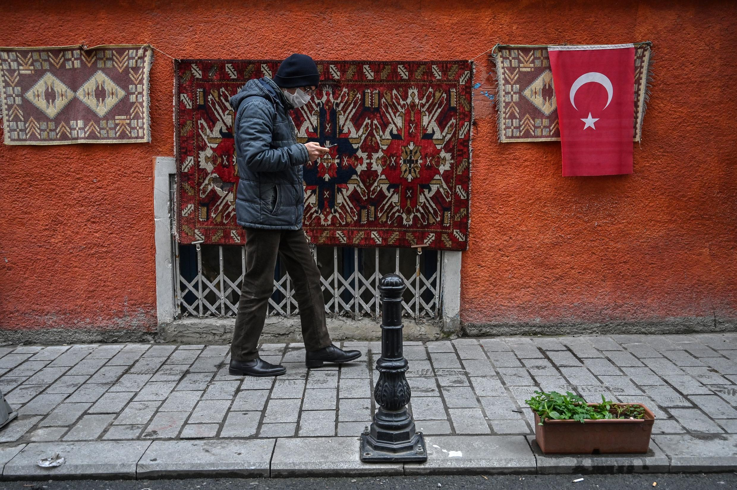 Turkey is among the world's worst countries for jailing journalists, ranked 154 out of 180 countries ranked by media watchdog Reporters Without Borders