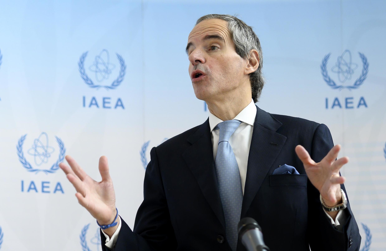 Rafael Grossi, le directeur général de l'Agence international de l'énergie atomique tire la sonnette d'alarme sur le dossier nucléaire iranien.