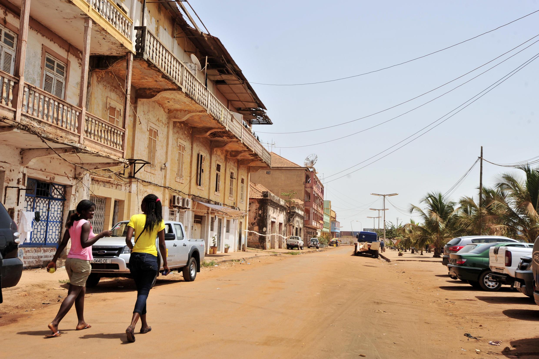 Rua de Bissau, 19 de Março de 2012.