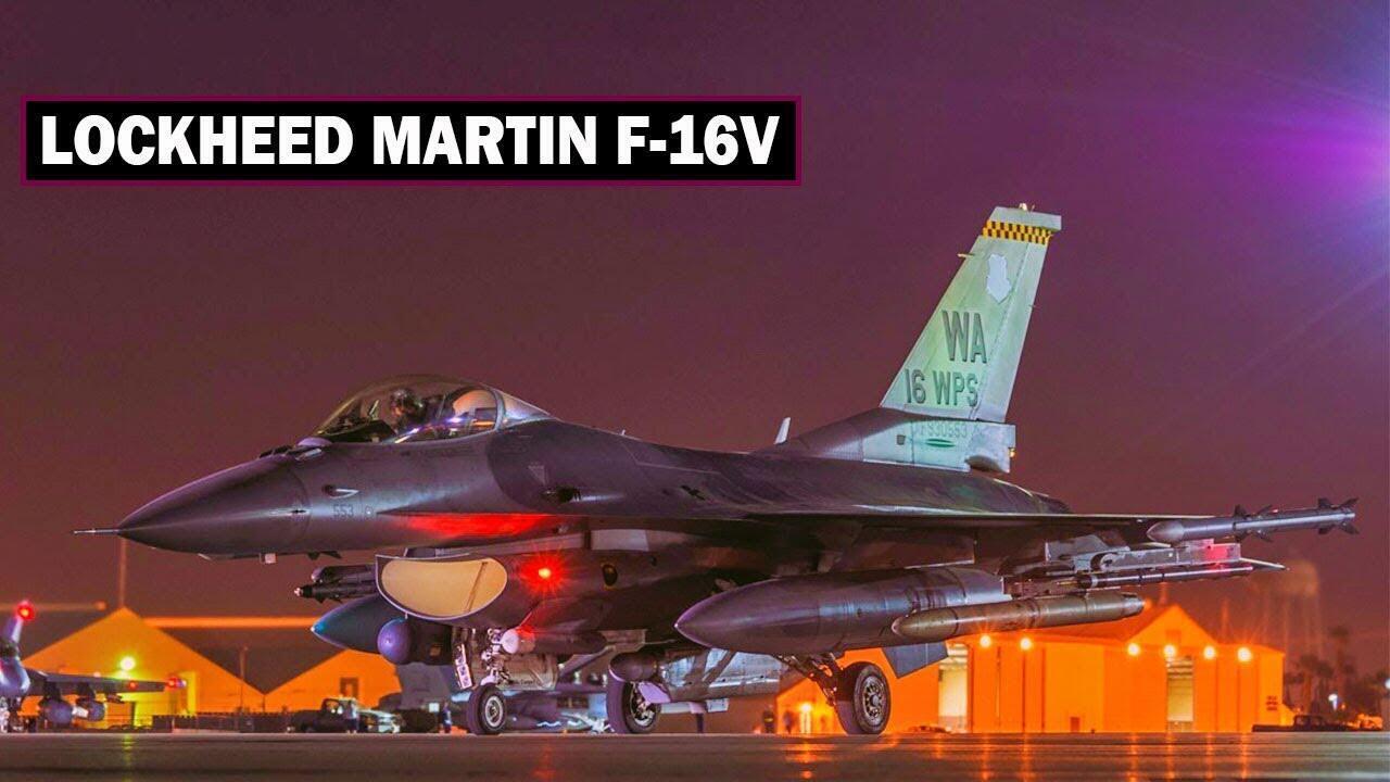 F-16V戰機資料圖片