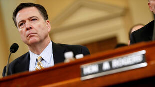 James Comey, ex-diretor do FBI, depôs afirmou diante da Comissão de Inteligência do Senado.