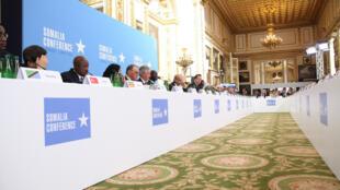 London Somalia Conference, May 2013.