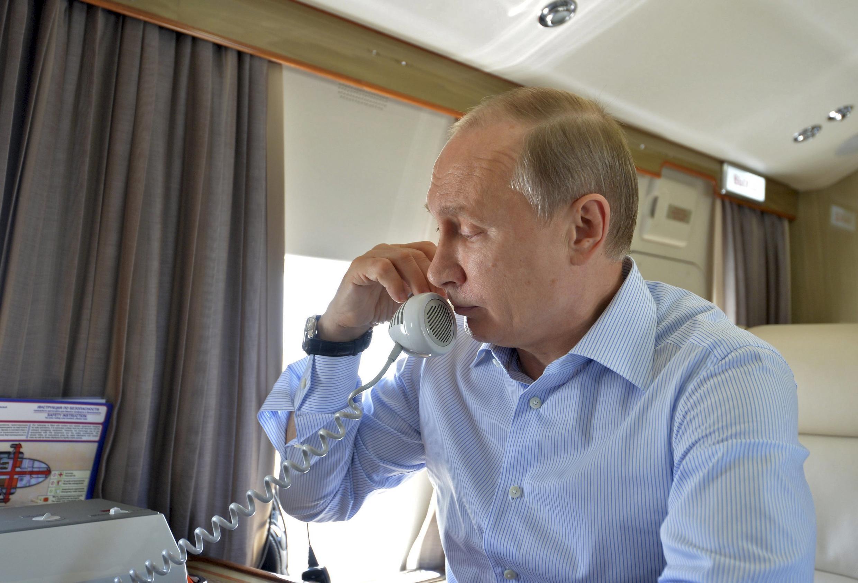 Президент РФ Владимир Путин, 26 июня 2015.