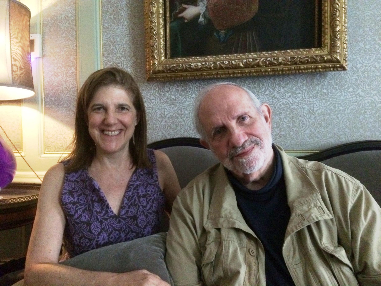 Susan Lehman et Brian de Palma.