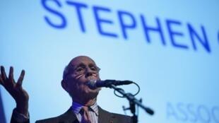Stephen Gerald Breyer, le 19 mai 2016, à Washington.