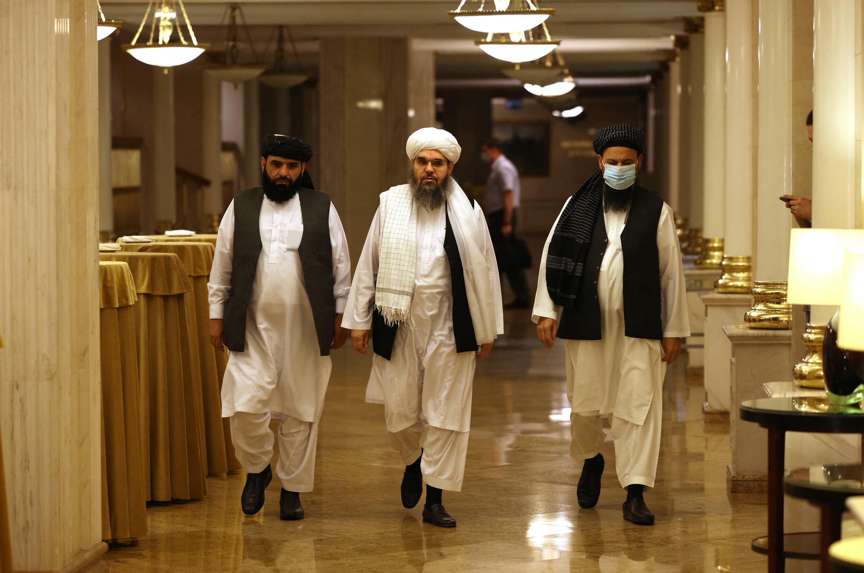 taliban russie negociation