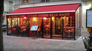 Au coeur du quartier du Marais, le Double Fond.