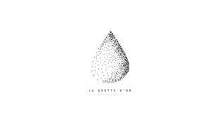 Logo de la pâtisserie La Goutte d'Or.