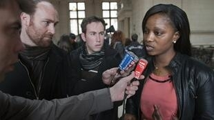 Atouma Diarra a perdu huit membres de sa famille dans l'incendie du boulevard Auriol, le 26 août 2005.