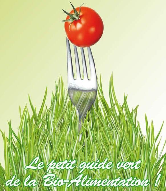 """""""Pequeno guia verde da bio-alimentação"""" traz dicas para um consumo responsável."""