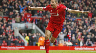 Steven Gerrard has played for his home town team Liverpool for 17 years