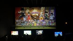 Madagascar jeux video tournoi 21/11/2020