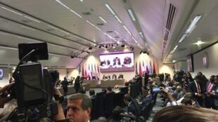 برگزاری اجلاس اوپک در وین