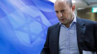 Naftali Bennett n'est nommé ministre que jusqu'à la formation d'un prochain gouvernement.