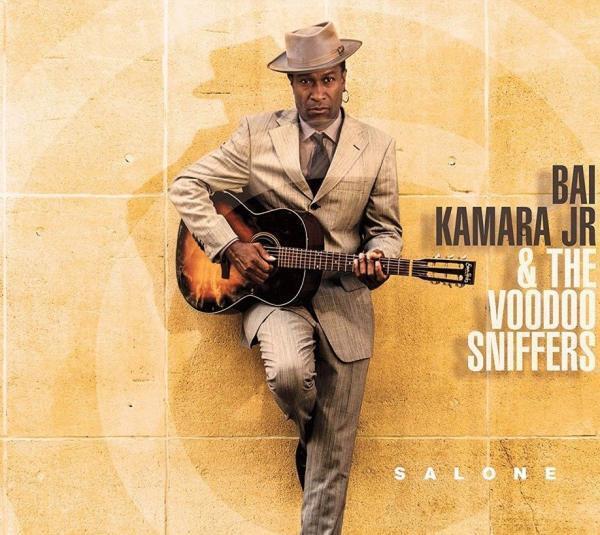 Le dernier album en date de Bai Kamara Jr.