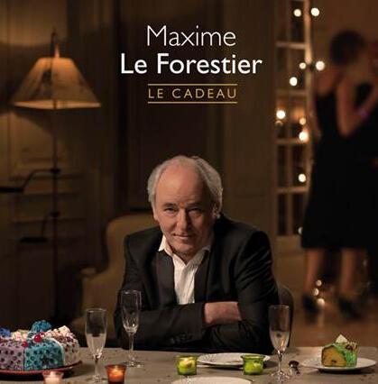Tapa del disco 'Le Cadeau'.