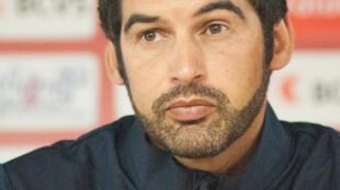 Paulo Fonseca, treinador do FC Porto