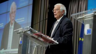 លោក Josep Borrell ប្រមុខការទូតអឺរ៉ុប