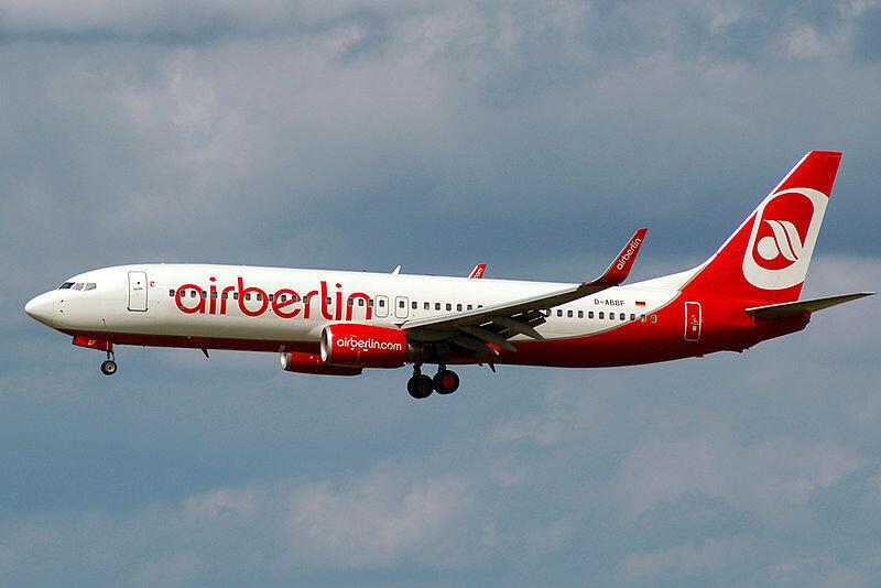 Air Berlin ou airberlin.com, est la deuxième compagnie aérienne en Allemagne et la sixième en Europe.