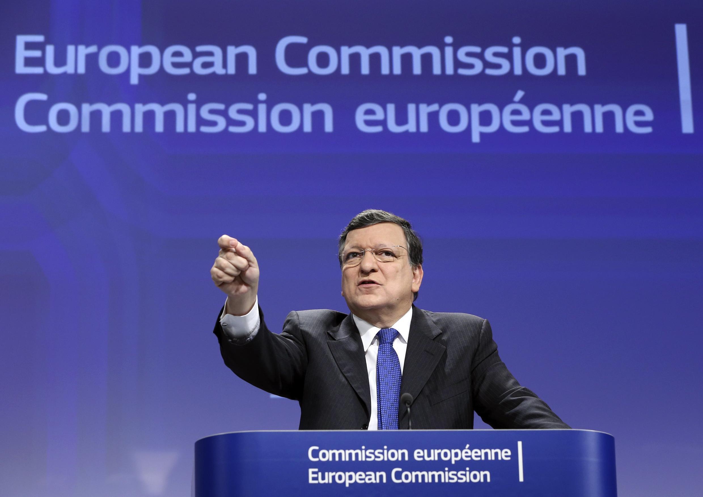 Глава Европейской комиссии Жозе Баррозу