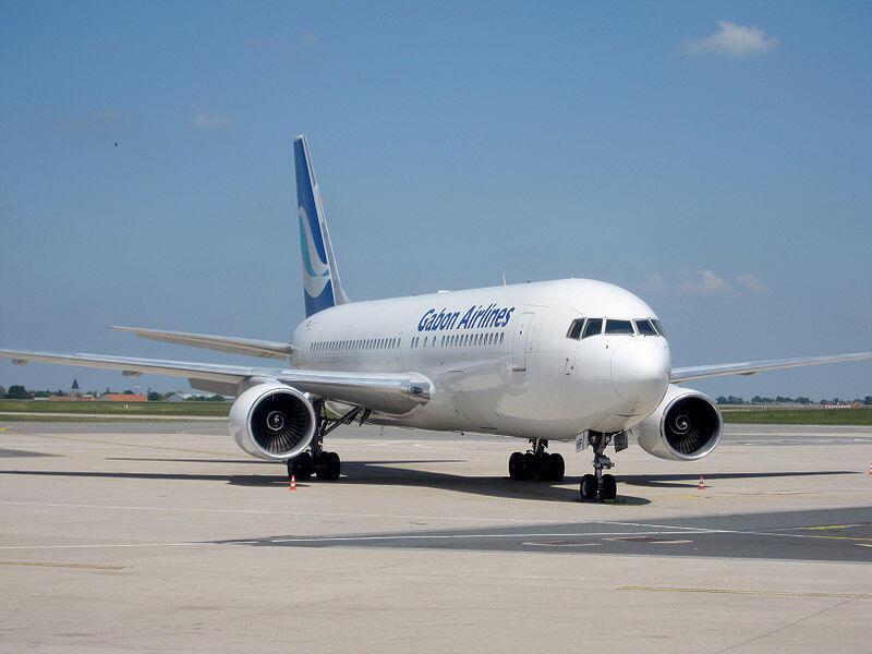 Gabon Airlines.