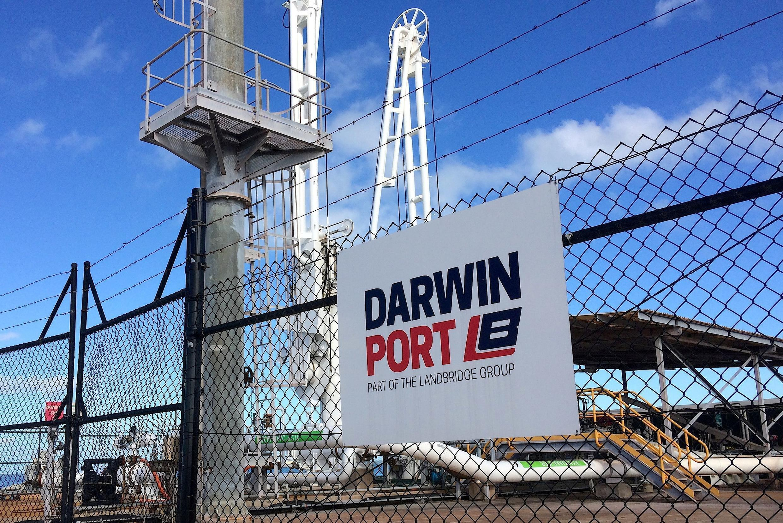 Australie - Port de Darwin - 2021-05-02T233932Z_1765993312_RC2Z7N9FB2B0_RTRMADP_3_AUSTRALIA-DEFENCE-PORT