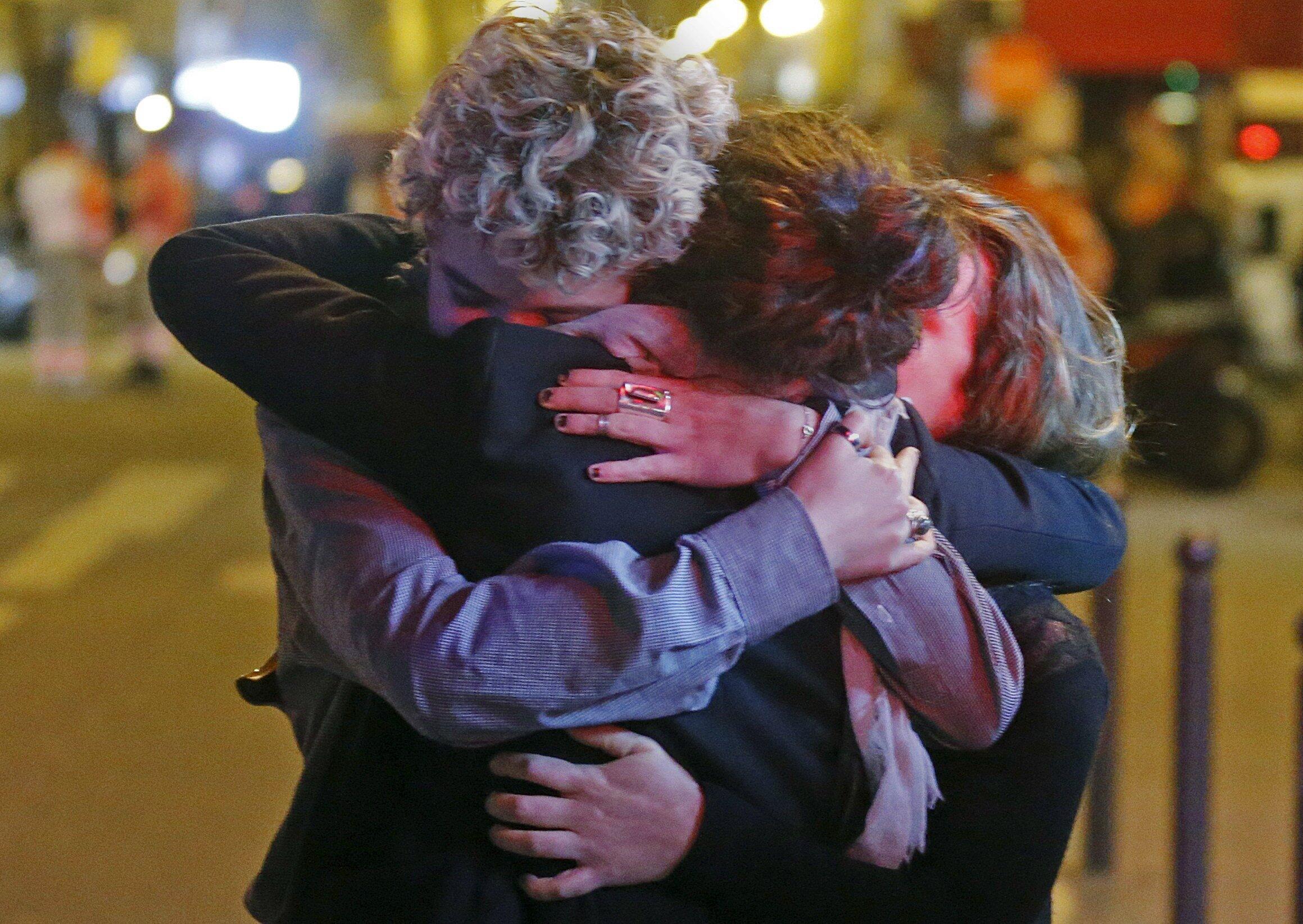 Atentados na França: o trauma psicológico dos sobreviventes.