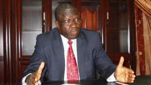 Docteur Sékou Koureissy Condé, le nouveau médiateur de la République en Guinée.