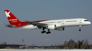 Un avion de Nordwind Airlines a été pris pour cible par deux missiles alors qu'il survolait la Syrie.