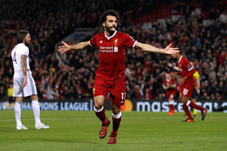 Nouvelle grosse prestation pour l'Egyptien Mohamed Salah, avec Liverpool contre Maribor en Ligue des champions.