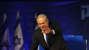 Benjamin Netanyahu, waziri mkuu wa Israel