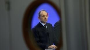 Le président de l'UMP, Jean-François Copé, à Paris, le 5 décembre 2012.