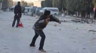 Tunisia during the Arab Spring, 28 November 2013