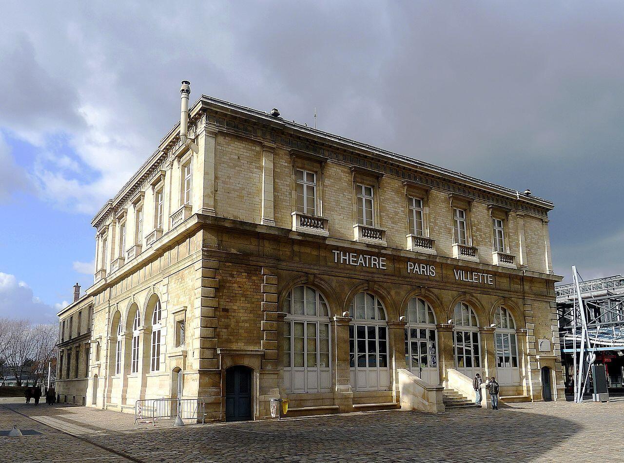 Le Théâtre Paris-Villette, dans le XIXe arrondissement.