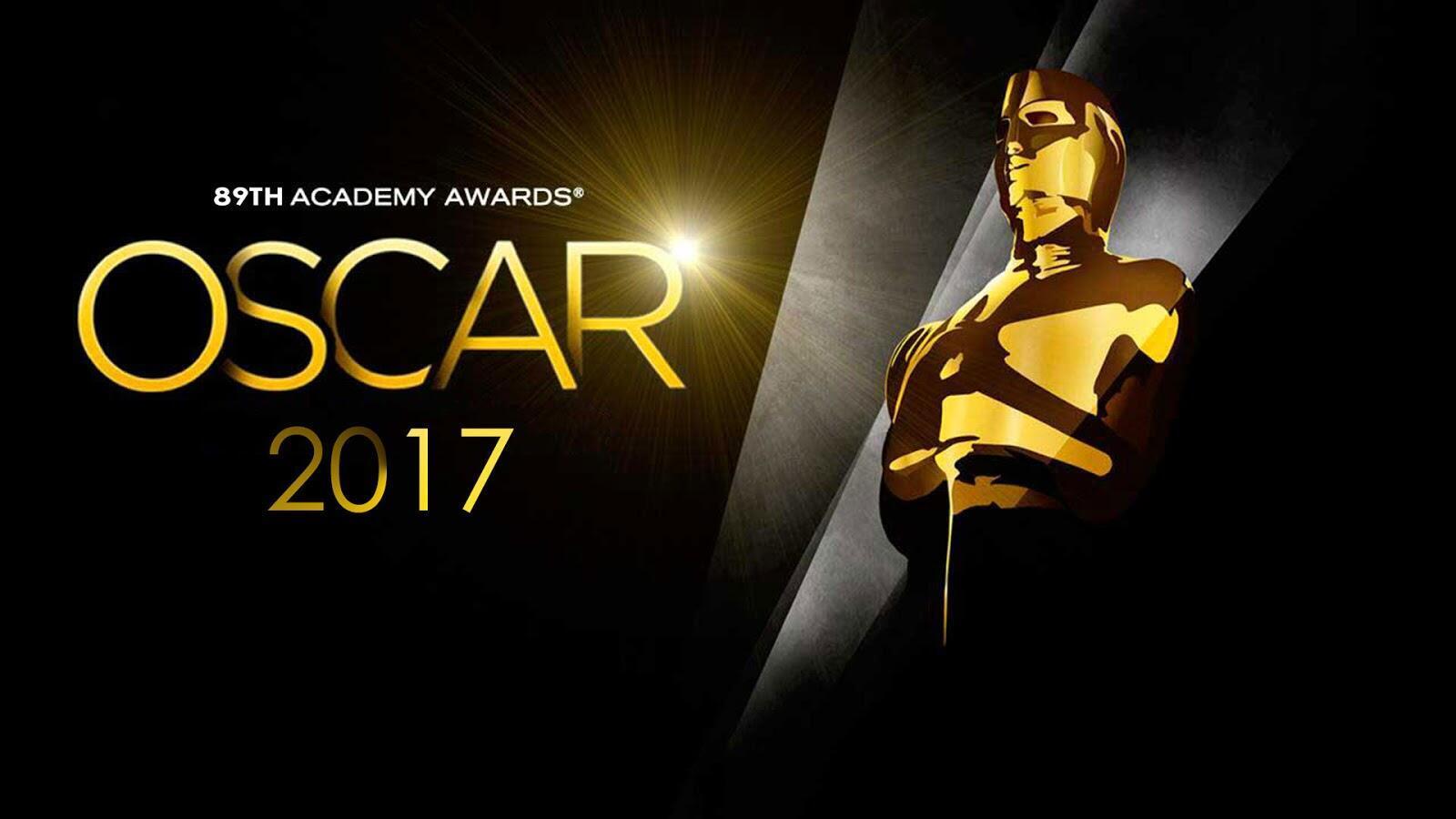 Lễ trao giải Oscar lần thứ 89 diễn ra tối 26/02/2017 tại nhà hát Dolby, Los Angeles.