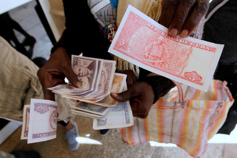 Cuba Monnaie pesos