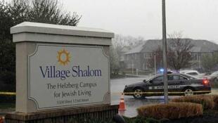 El asilo de ancianos Shalom, el 13 de abril de 2014 en Overland Park, Kansas.
