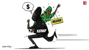 NorthWest region is terrorized by criminal gangs who raid villages and kidnap for ransom. (22/07/2021).