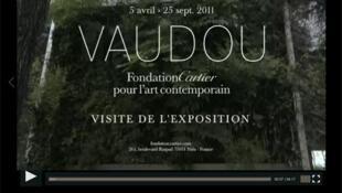 L'exposition vaudou organisée par la Fondation Cartier.