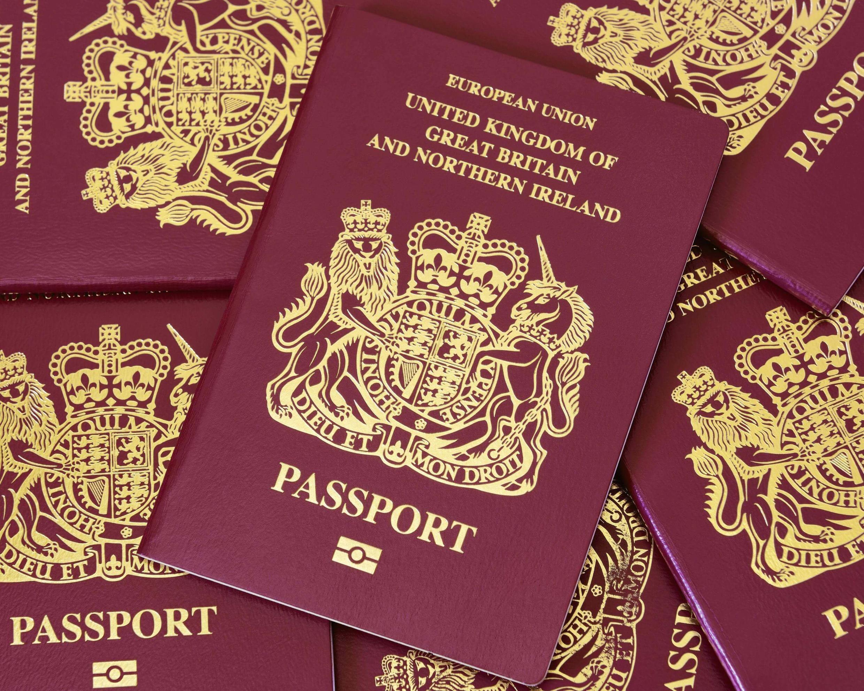 網傳英國國民海外(BNO)護照
