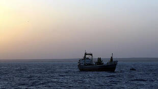File photo of merchant ship Al Marjan released by Somali pirates December 2007