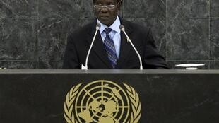 James Wani Igga, Vice-President of South Sudan