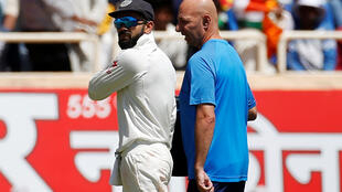 India skipper Virat Kohli (left) insists he will only participate in the fourth Test against Australia if he is fit.