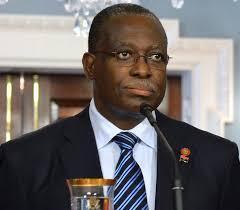 Manuel Vicente, Vice - Presidente angolano