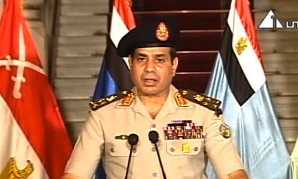 سپهبد عبدالفتاح السیسی