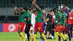 Equipe Cameroun CHAN 2020 - Courtesy of CAF