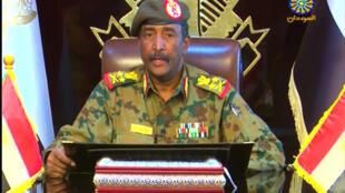 Laftanal Janar Abdel Fattah al-Burhan Abdulrahman, shugaban gwamnatin Soji a Sudan