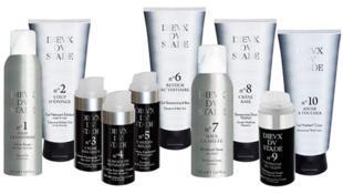 La gama de productos cosméticos para hombre de la marca Les Dieux du Stade