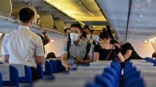 Chine: les familles d'expatriés dans l'enfer des frontières fermées