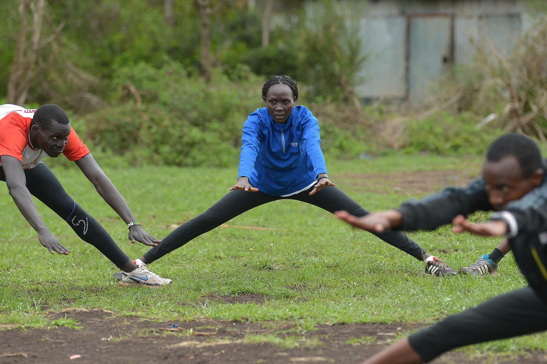 Kenya - JO - Soudan du Sud - Anjelina Nadai Lohalith - 000_OG2JJ